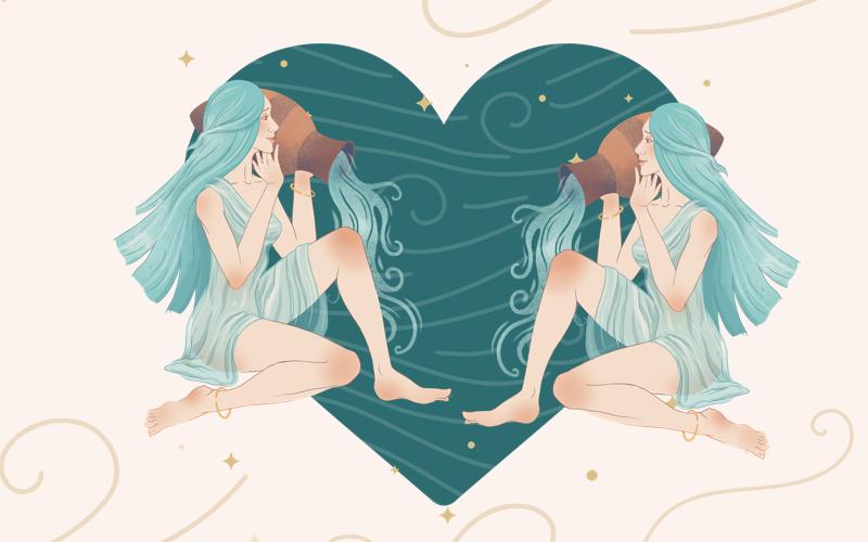 Aquarius and Aquarius Match
