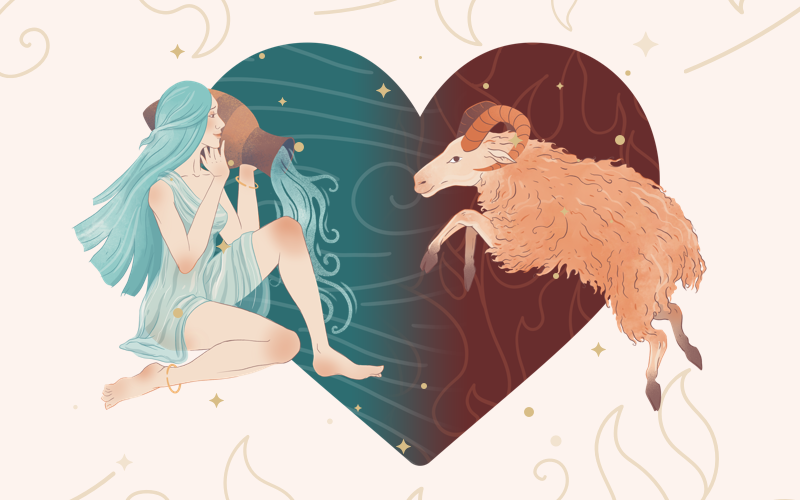 Aquarius and Aries Match