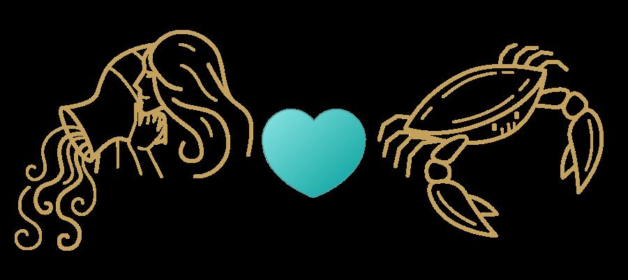 Aquarius & Cancer Compatibility