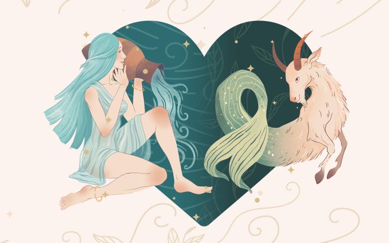 Aquarius and Capricorn Match