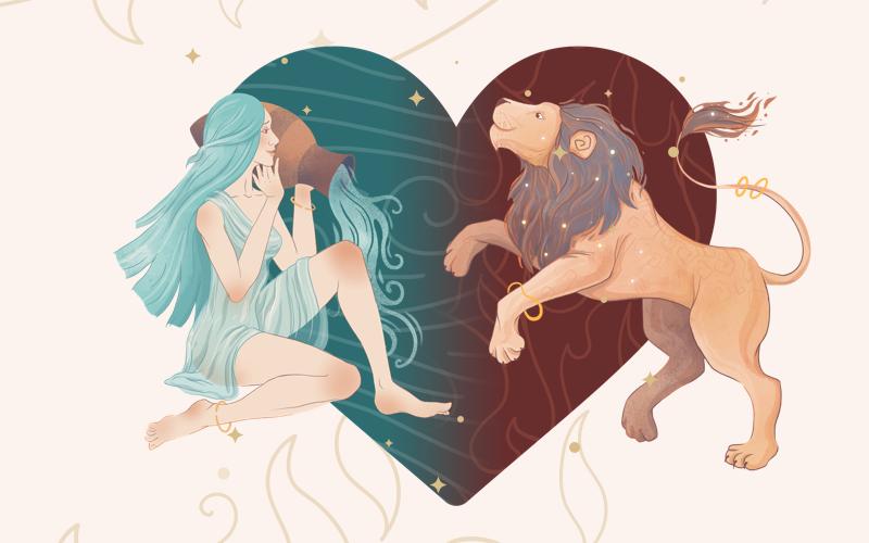 Aquarius and Leo Match