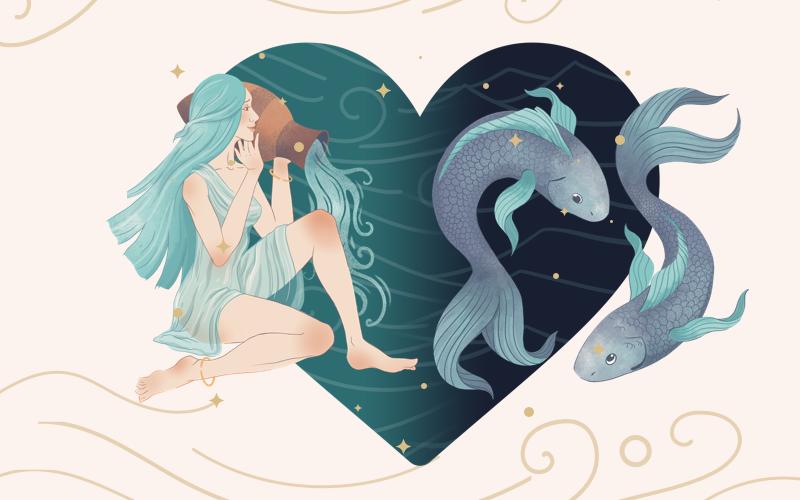 Aquarius and Pisces Match