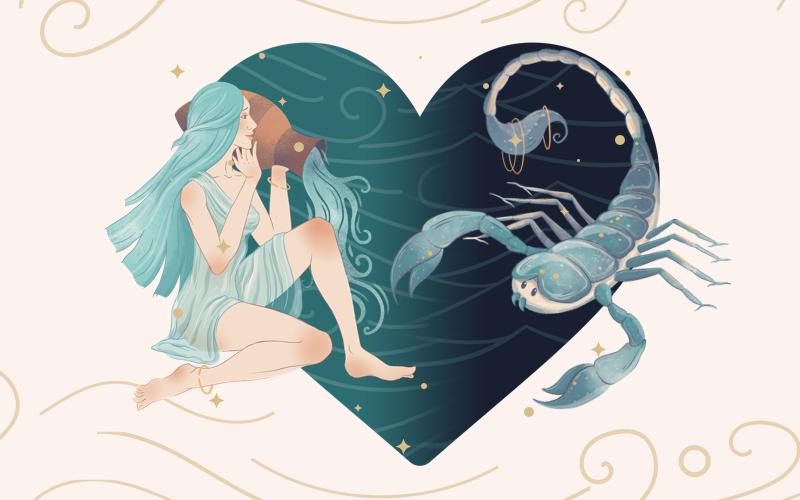 Aquarius and Scorpio Match
