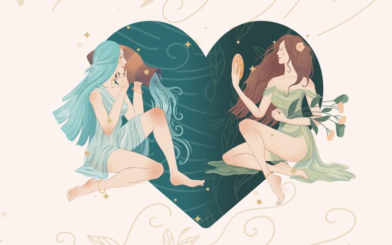 Aquarius and Virgo Match