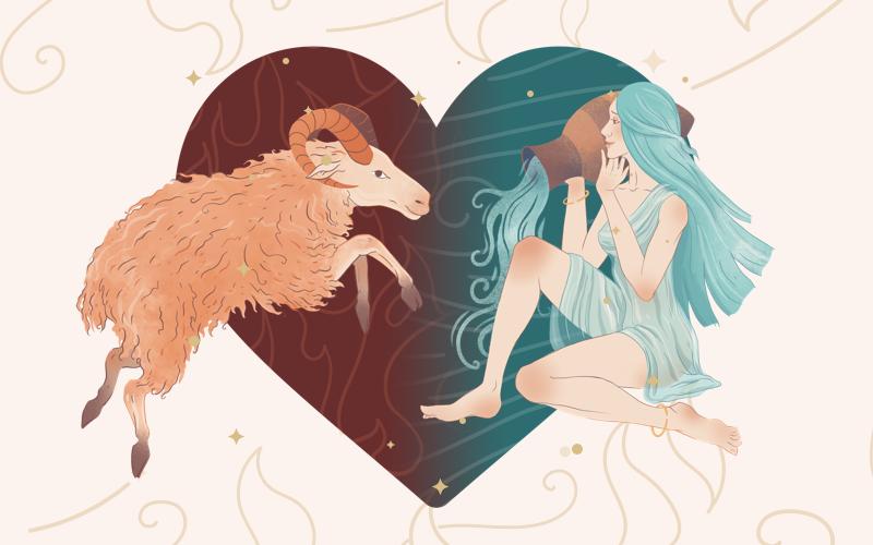 Aries & Aquarius Match