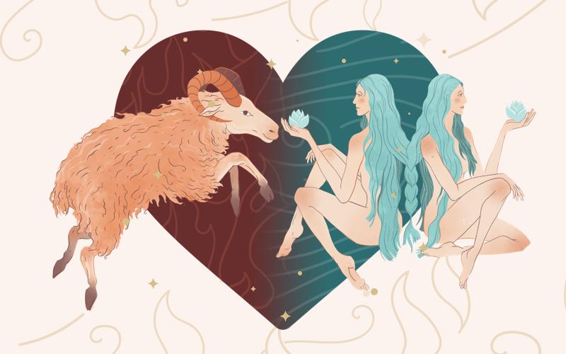 Aries & Gemini
