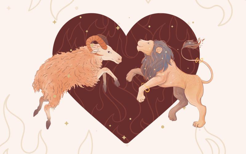 Aries & Leo