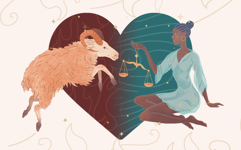 Aries & Libra