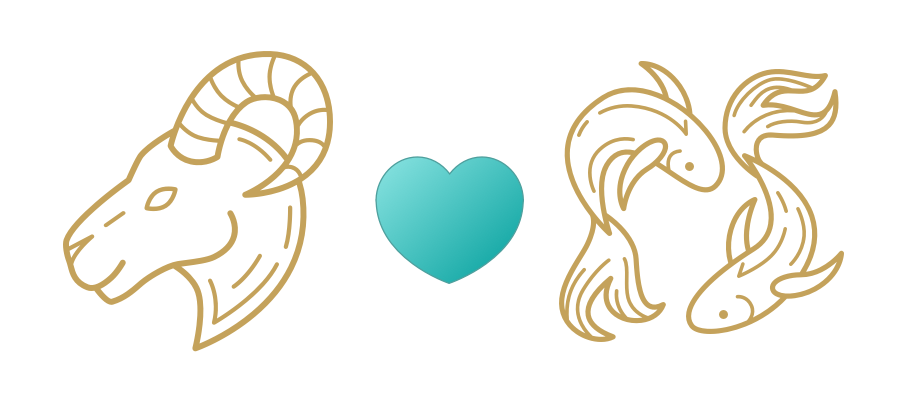 Aries & Pisces Compatibility