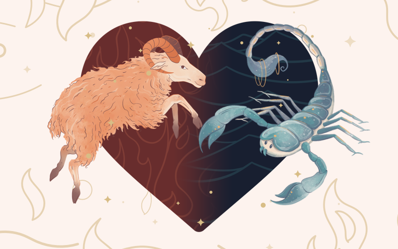Aries & Scorpio