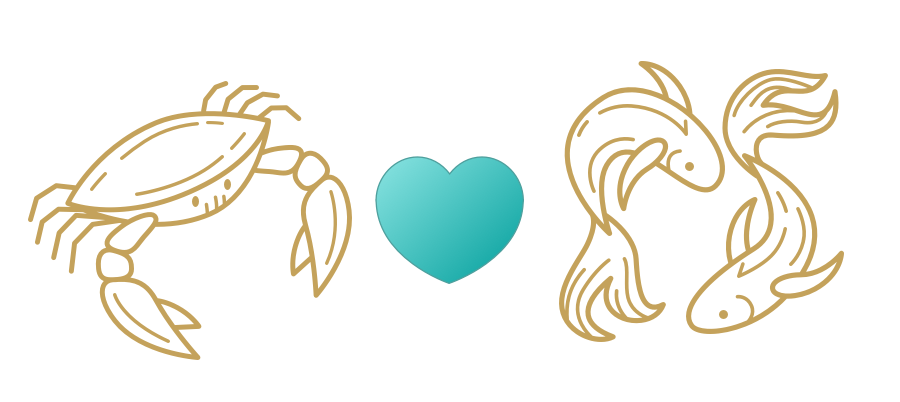 Cancer & Pisces Compatibility