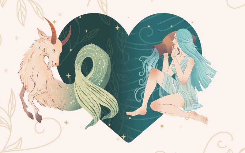 Capricorn and Aquarius Match