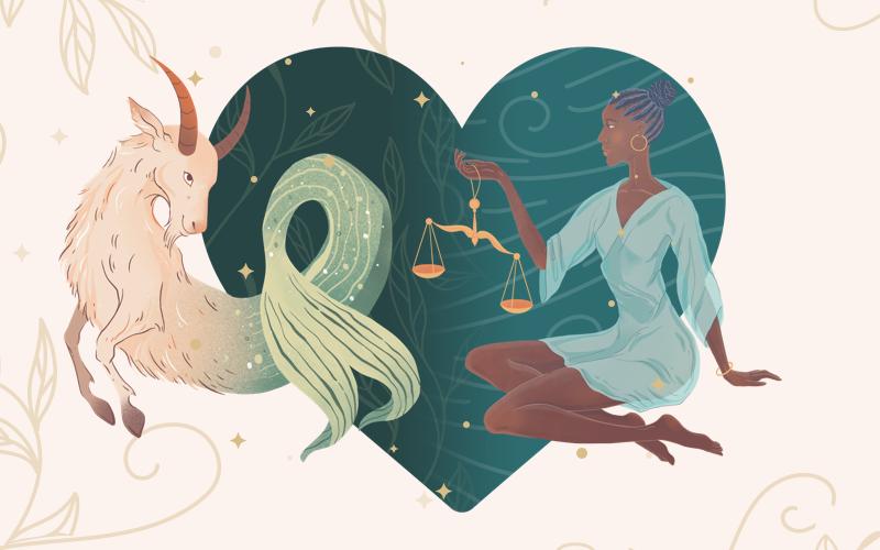 Capricorn and Libra Match