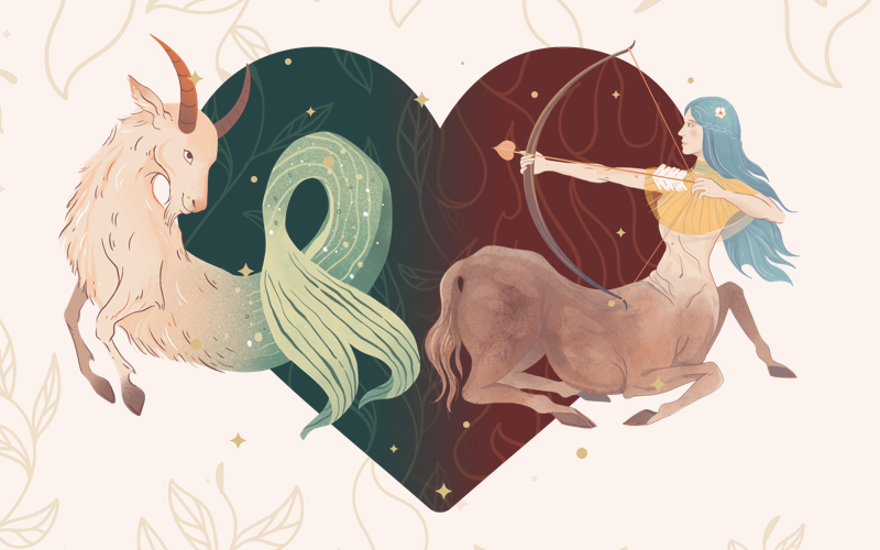 Capricorn and Sagittarius Match