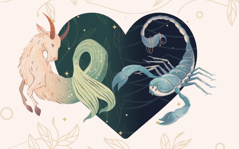 Capricorn and Scorpio Match