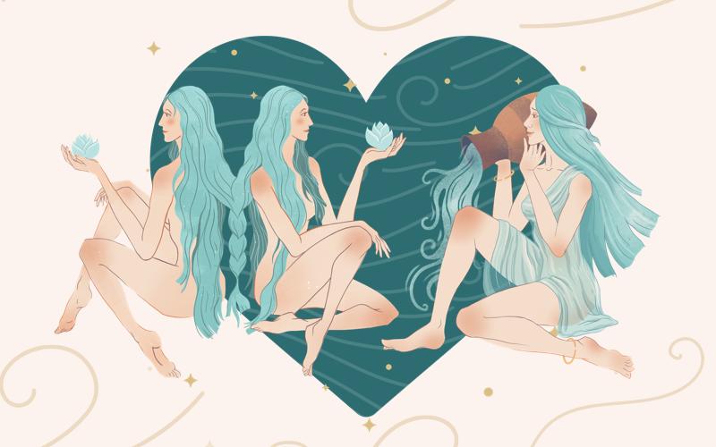 Gemini and Aquarius Match