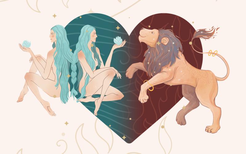 Gemini and Leo Match