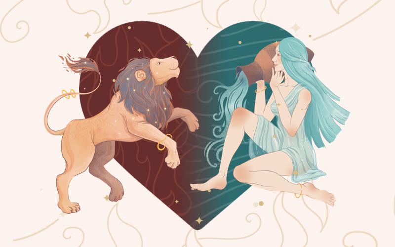 Leo and Aquarius Match