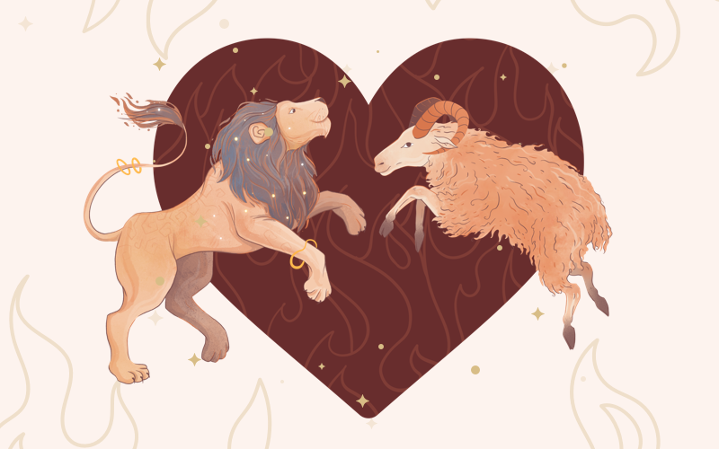 Leo and Aries Match