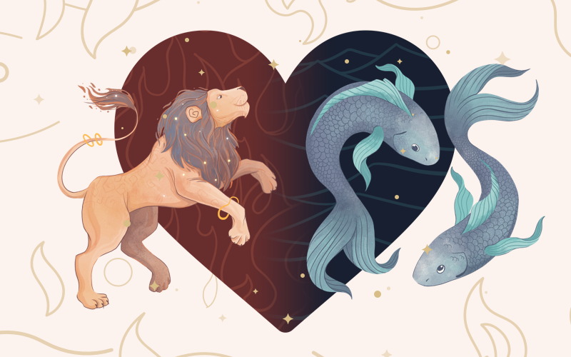 Leo and Pisces Match