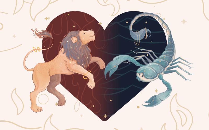 Leo and Scorpio Match