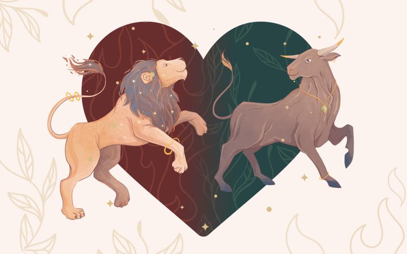 Leo & Taurus Match