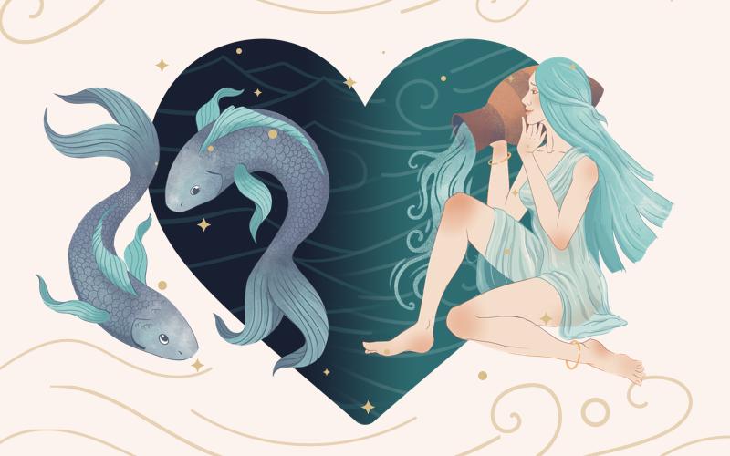 Pisces and Aquarius Match