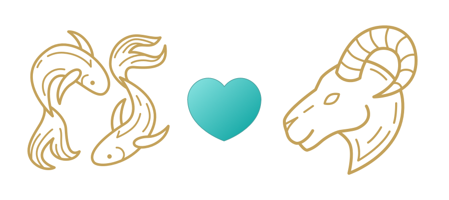 Pisces & Aries Compatibility