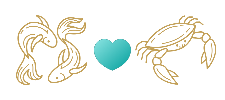 Pisces & Cancer Compatibility