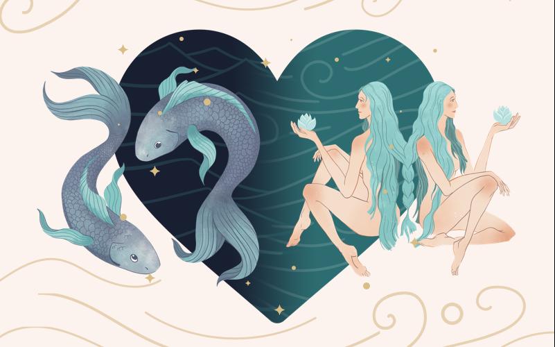 Pisces and Gemini Match