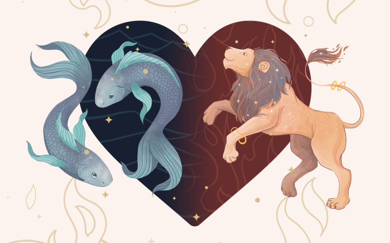 Pisces and Leo Match