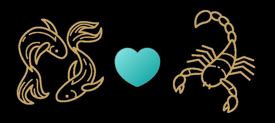 Pisces & Scorpio Compatibility