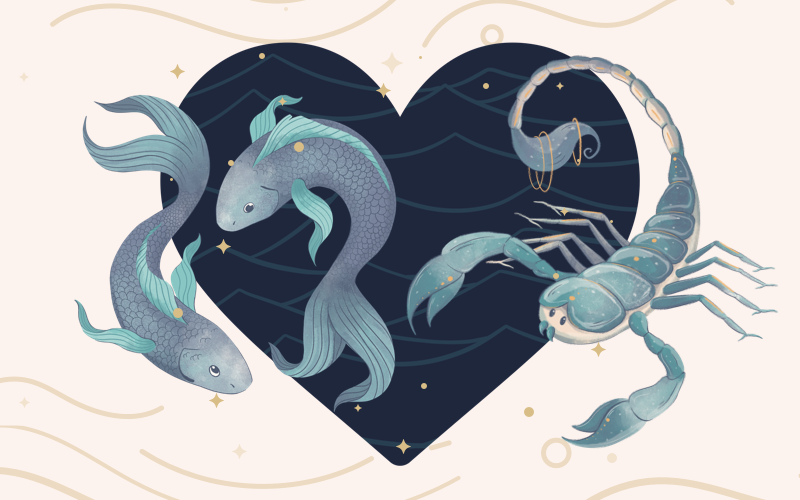 Pisces and Scorpio Match
