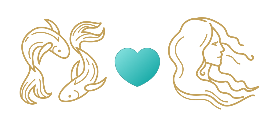 Pisces & Virgo Compatibility