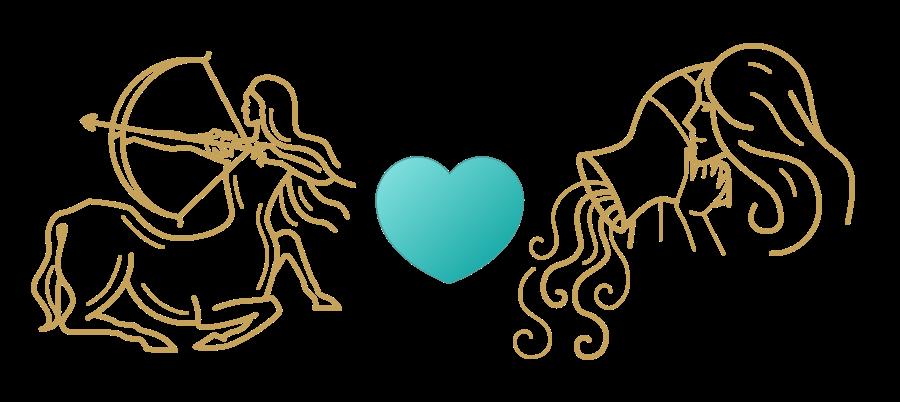 Sagittarius & Aquarius Compatibility