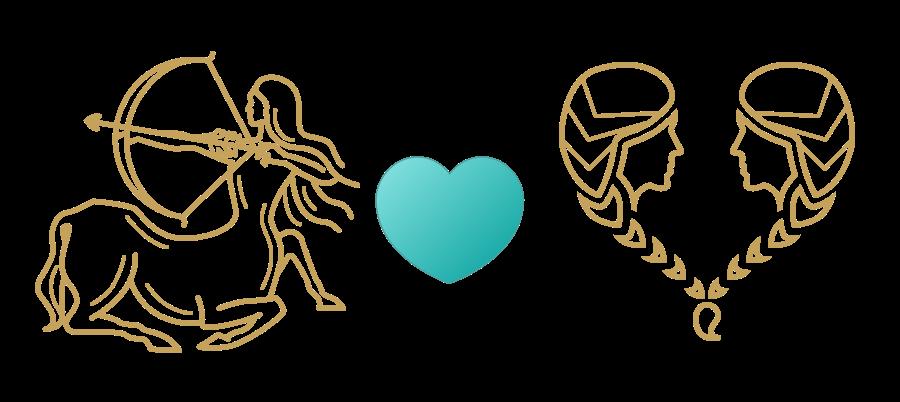 Sagittarius & Gemini Compatibility