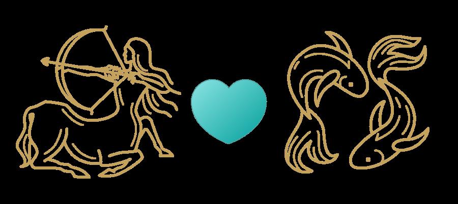 Sagittarius & Pisces Compatibility
