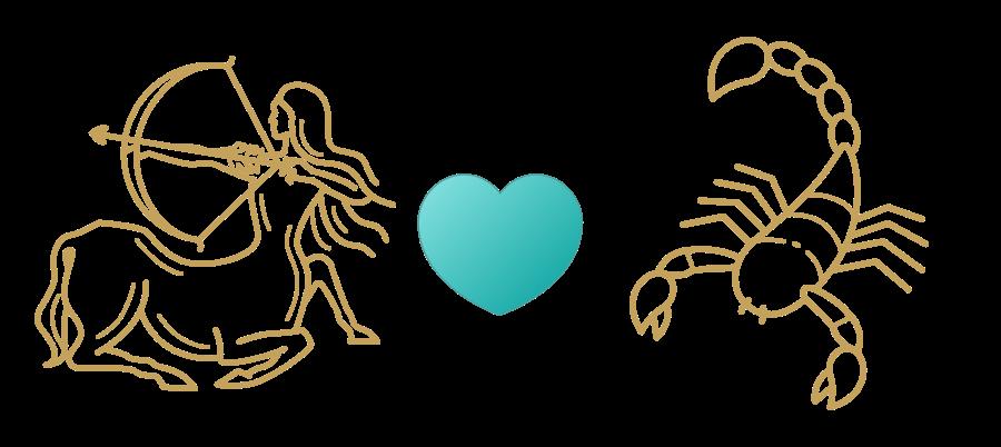 Sagittarius & Scorpio Compatibility
