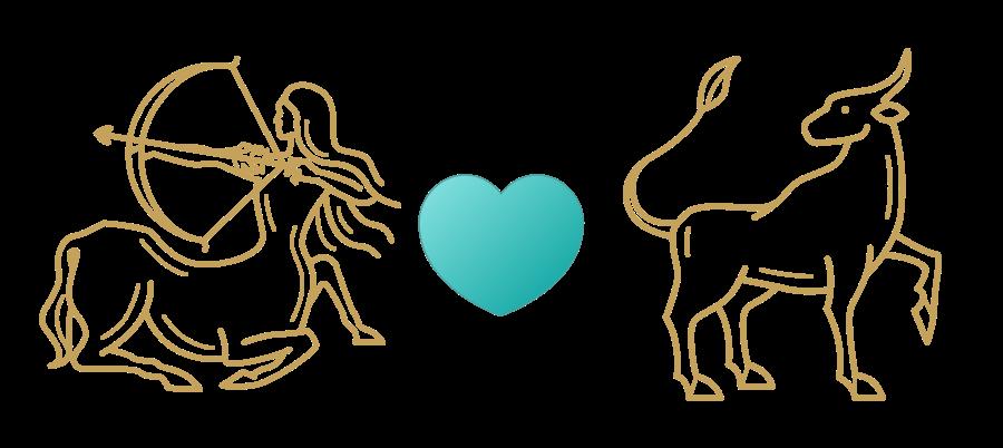 Sagittarius & Taurus Compatibility