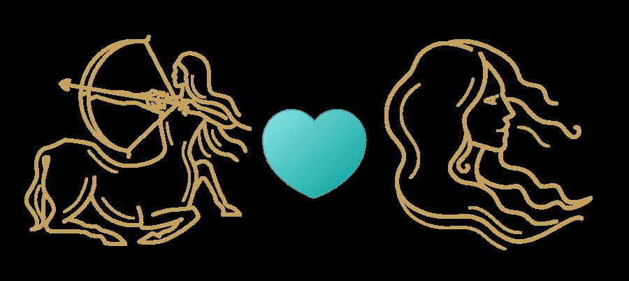 Sagittarius & Virgo Compatibility