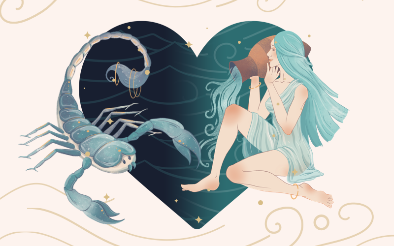 Scorpio and Aquarius Match