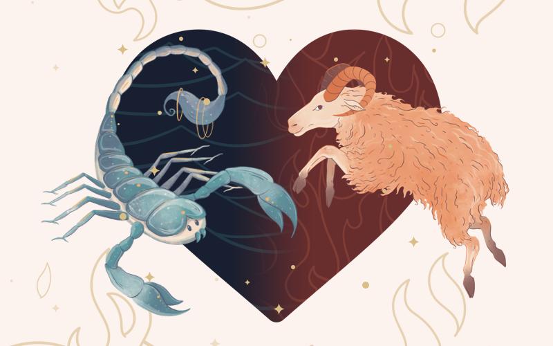 Scorpio and Aries Match