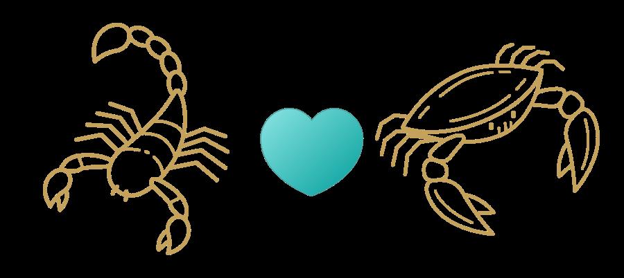 Scorpio & Cancer Compatibility