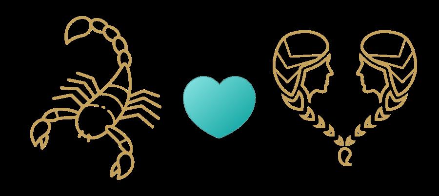 Scorpio & Gemini Compatibility