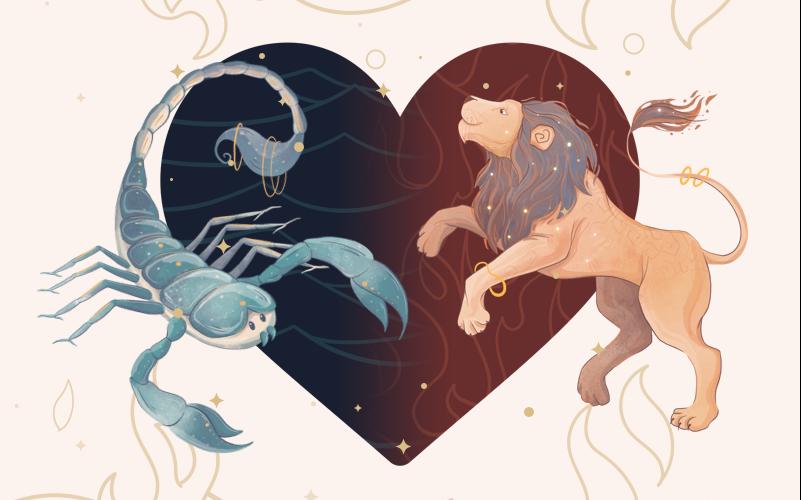 Scorpio and Leo Match