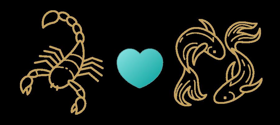 Scorpio & Pisces Compatibility