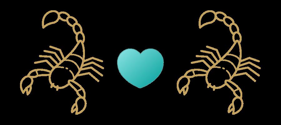 Scorpio & Scorpio Compatibility