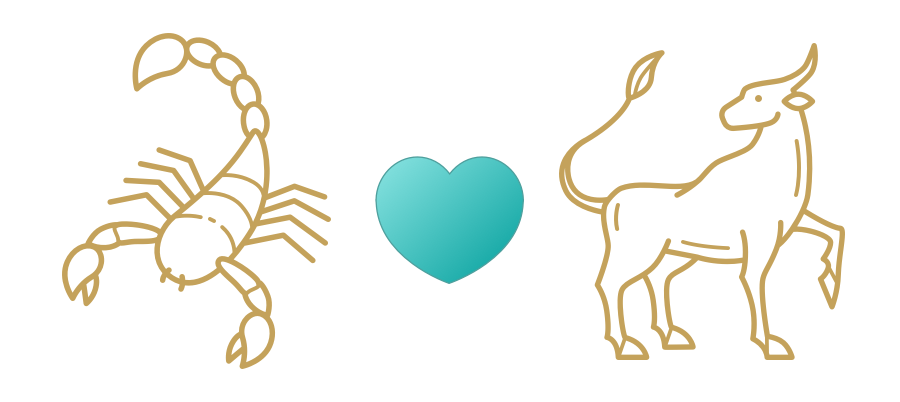 Scorpio & Taurus Compatibility