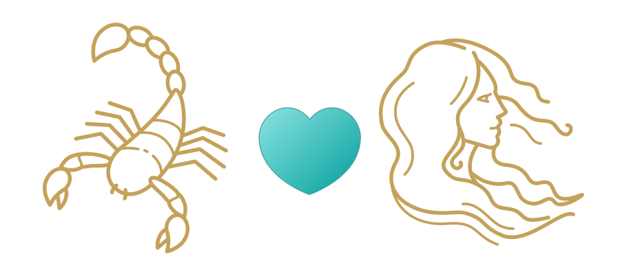 Scorpio & Virgo Compatibility