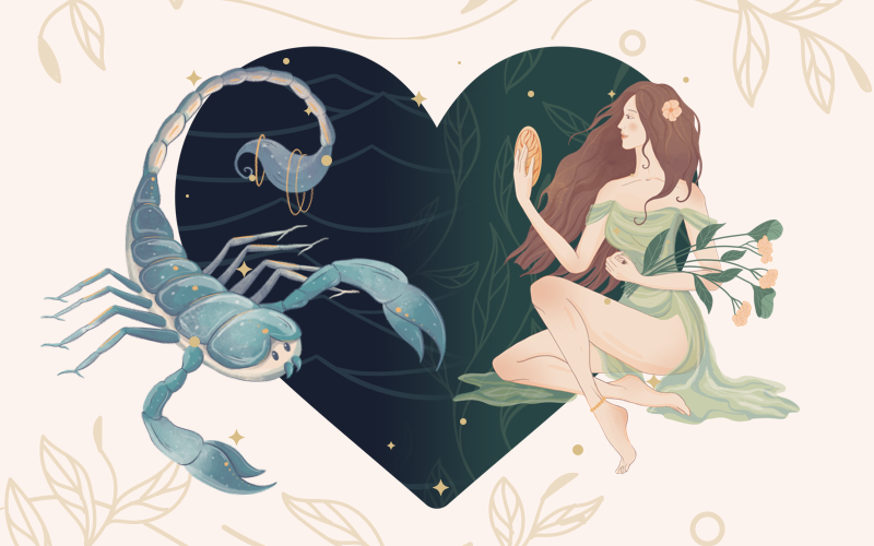 Scorpio and Virgo Match